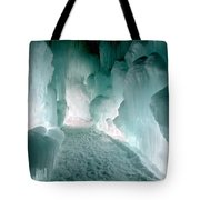 Winter Lit Tote Bag