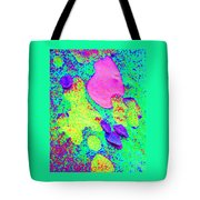 Winter London Plane Tree Abstract 2 Tote Bag