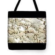 Winter Marigolds Tote Bag