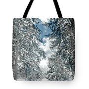 Winter Me Tote Bag