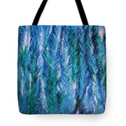 Winter Of My Son Tote Bag