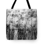 Winter Reeds Tote Bag