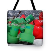 Winter Rest Tote Bag