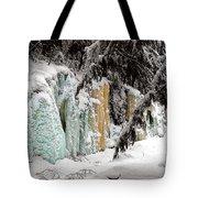 Winter Revelation Tote Bag