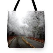 Winter Road Trip Tote Bag