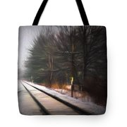 Winter Splash Xxxiii Tote Bag