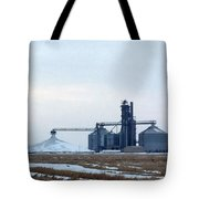 Winter Storage II Tote Bag