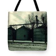 Winter Storage Tote Bag