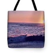 Winter Sunset In Laguna Beach IIi Tote Bag