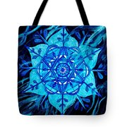 Winter Tote Bag by Teal Eye  Print Store