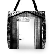 Winter Toilet Tote Bag
