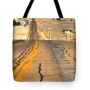 Winter Up North Tote Bag