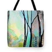 Winter Wanderings I Tote Bag