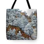 Winter Wonder Land Tote Bag