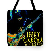 Winterland 1977 Tote Bag