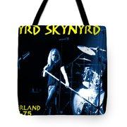 Winterland 4-27-75 Tote Bag