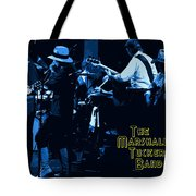 Winterland Blues With The Marshall Tucker Band 1976 Tote Bag