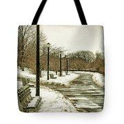 Winters Beauty Tote Bag