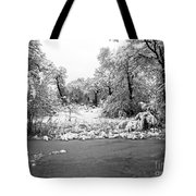 Winter's Blanket 2 Tote Bag