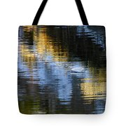 Winters Color Tote Bag