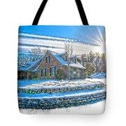 Winters Day Photoart 6 Tote Bag