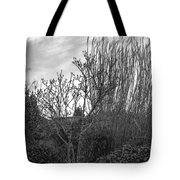 Winters Garden Tote Bag
