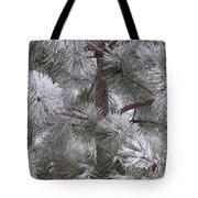 Winter's Gift Tote Bag