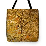 Winters Touch Tote Bag