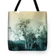 Winter's Tree Tote Bag