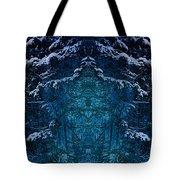 Winterscape 2 Tote Bag
