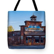 Winthrop Emporium Tote Bag