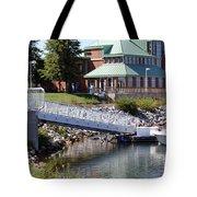 Winthrop Harbor Shore Tote Bag