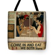 Wintzell's Oyster House Sign - Mobile Alabama Tote Bag