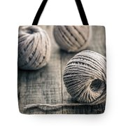 Wire In Great Background Tote Bag