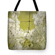 Wire Weed 14432 Tote Bag
