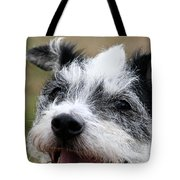 Wired For Laughs Tote Bag