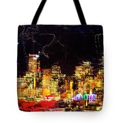 Wired Seattle Tote Bag