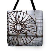 Wired Wire On Wire Tote Bag