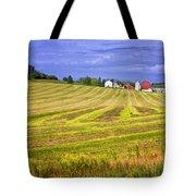 Wisconsin Dawn Tote Bag