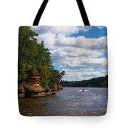 Wisconsin Dells Jetski Tote Bag