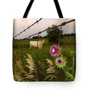Wisconsin Evening Tote Bag