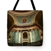 Wisconsin State Capital Building 1  Tote Bag