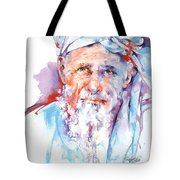Wisdom Of Ages Tote Bag