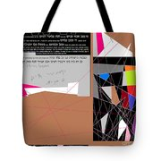 Wisdom Of The Nations Tote Bag