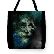 Wisdom Of The Stars Tote Bag
