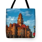 Wise County Courthouse Tote Bag
