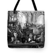 Wise Guys Tote Bag by Ylli Haruni