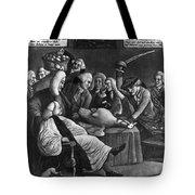 Wise Men Of Gotham, 1776 Tote Bag