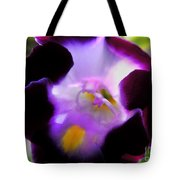 Wishbone Flower Tote Bag