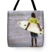 Wishin Waves Tote Bag